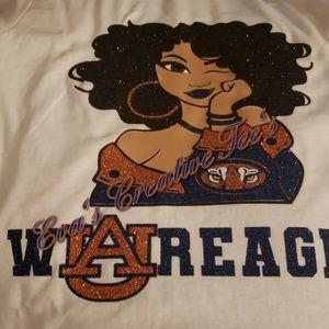 Auburn tigers tshirt